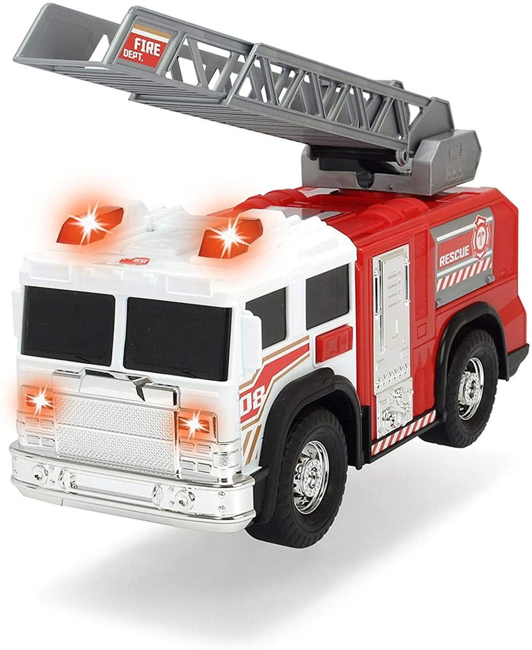 Функциональная машина Пожарная безопасность, 30 см, Dickie Toys 3306005