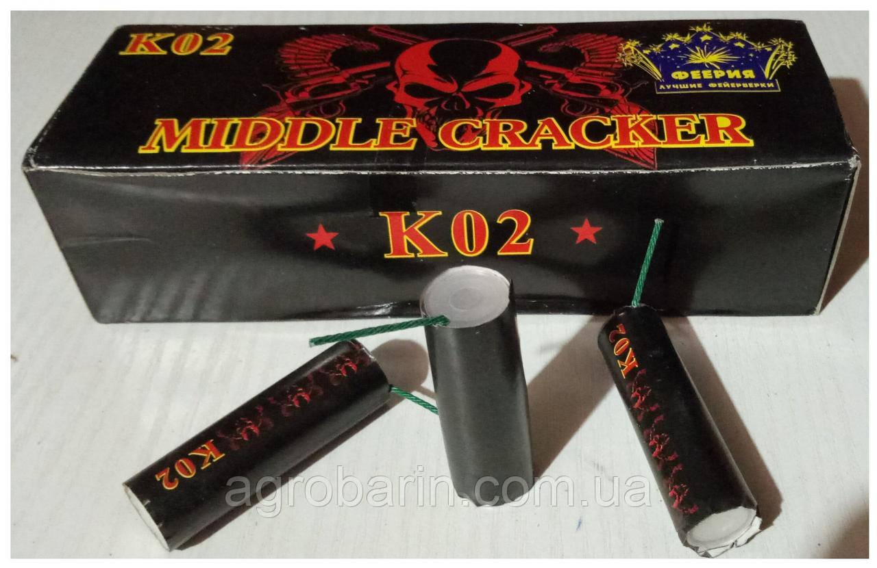 Петарда «Middle cracker» K02
