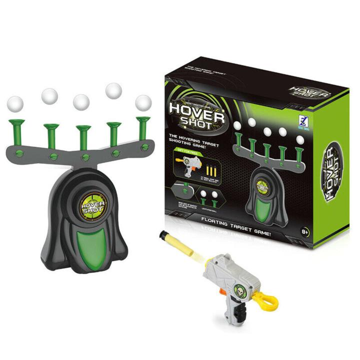 Игрушка Hover Shot Стрельба по парящим шарикам, Летающие мишени, детский воздушный тир Hover Sho