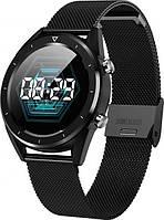 Умные часы No.1 DT28 с ЭКГ и сенсорным дисплеем (Черный), фото 1