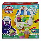 Набор Плэй до Фургончик Мороженого (Play-Doh Sweet Shoppe Ice Cream Sundae Cart Playset), фото 2