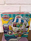 Набор Плэй до Фургончик Мороженого (Play-Doh Sweet Shoppe Ice Cream Sundae Cart Playset), фото 3