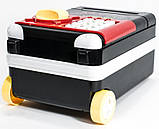 Копилка-сейф детская чемодан с кодовым замком  Супер Мен, фото 2