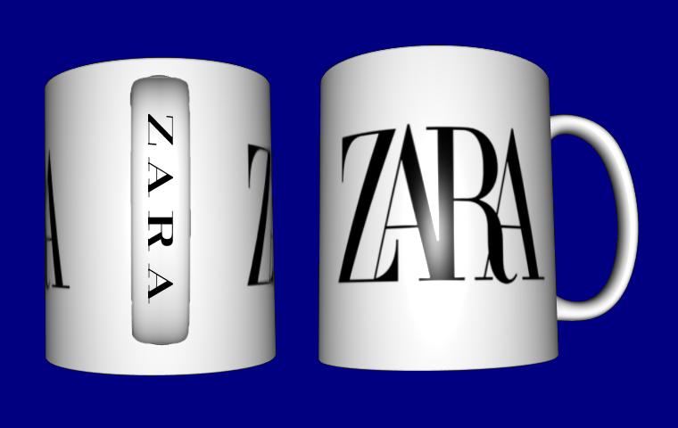 Кружка / чашка Zara (Зара)
