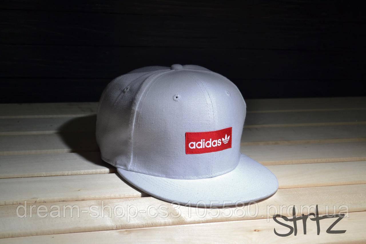 Мужская кепка снепбек Адидас, брендовая кепка Adidas