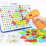"Конструктор Tu Le Hui ""Creative Puzzle"" 4в1 чемодан на 193 детали, фото 2"