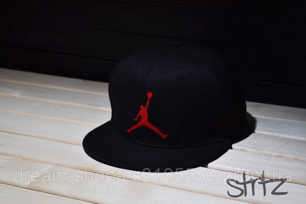 Мужская кепка снепбек Джордан, брендовая кепка Jordan