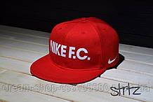 Мужская кепка снепбек Найк, брендовая кепка Nike