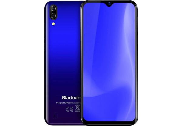 Смартфон Blackview A60 Blue 1/16gb MediaTek MT6580A 4800 мАч