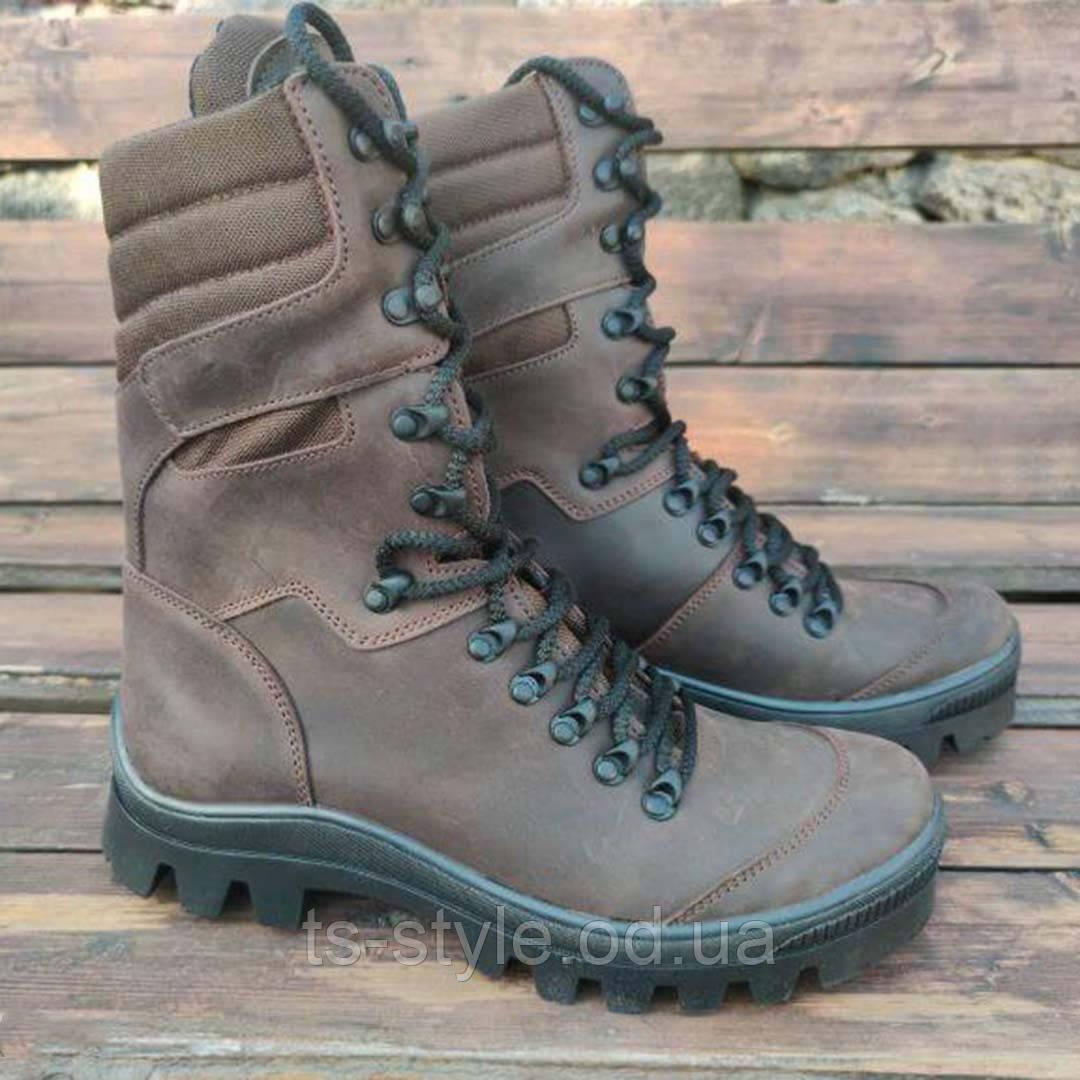 Берци армійські SL-1 коричневого кольору демі/зима