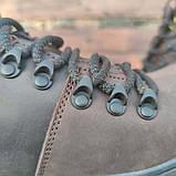Берци армійські SL-1 коричневого кольору демі/зима, фото 6