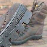 Берци армійські SL-1 коричневого кольору демі/зима, фото 4