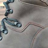 Берци армійські SL-1 коричневого кольору демі/зима, фото 5
