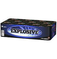 Салют 250 пострілів EXPLOSIVE новорічний Феєрверк великий