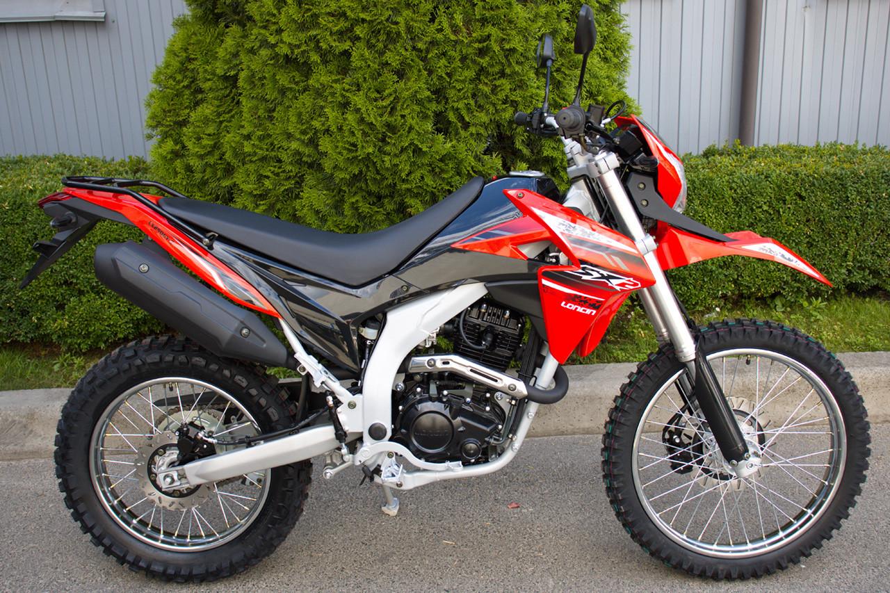 Мотоцикл Loncin LX250GY-3 SX2 ендуро