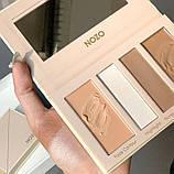 Контуринг NOZO Sculpting Palette, фото 3