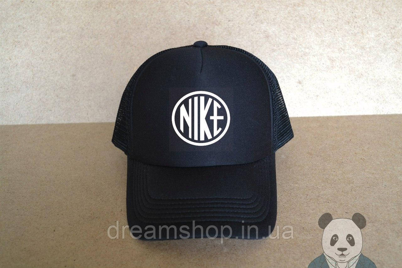 Мужская кепка из сеткой Найк, летняя кепка Nike