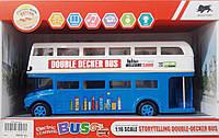 Автобус двоповерховий дитячий 1588, фото 1