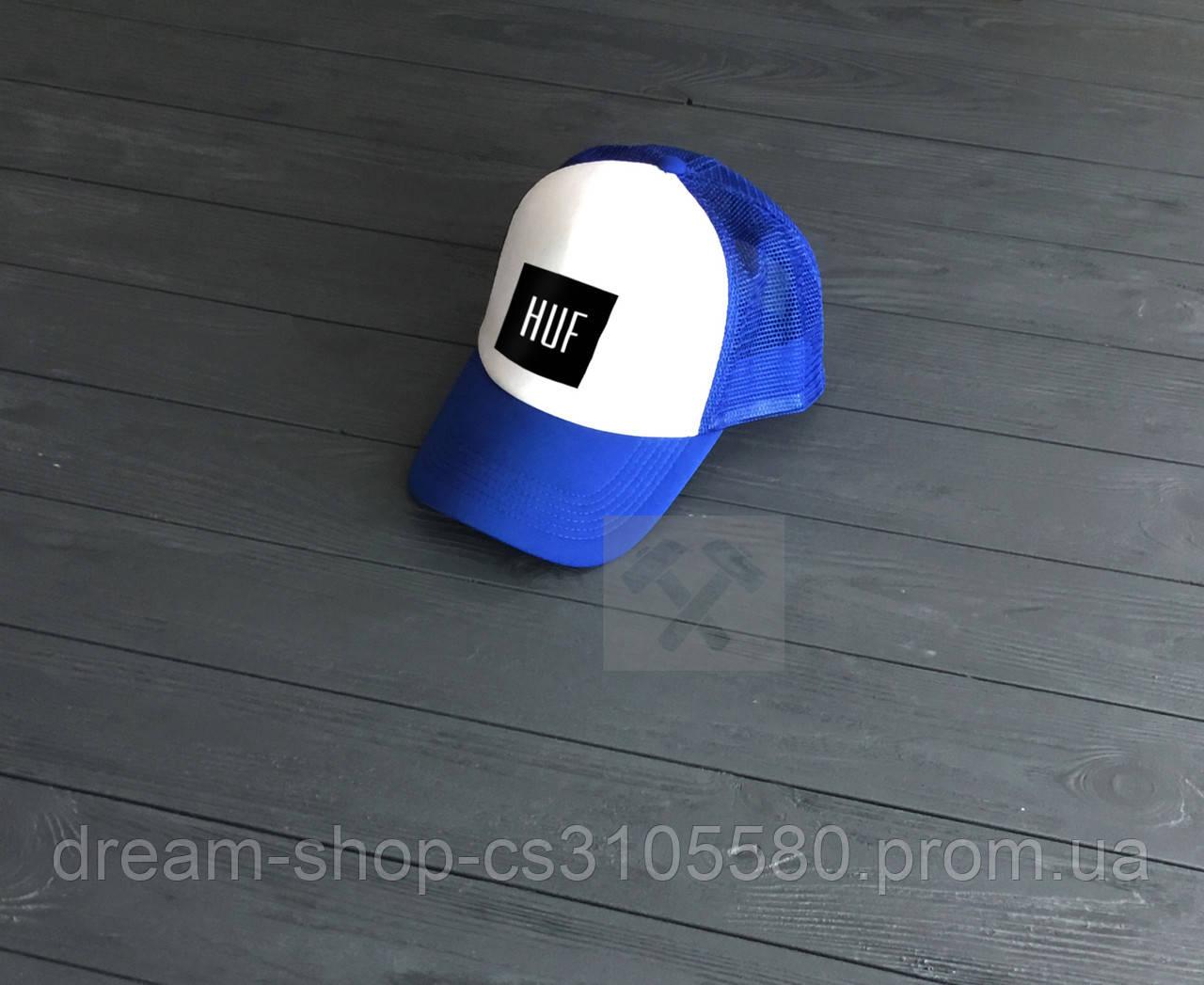 Мужская кепка из сеткой Хаф, летняя кепка Huf