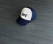 Кепка тракер ЮФС (UFC), літня з сіткою