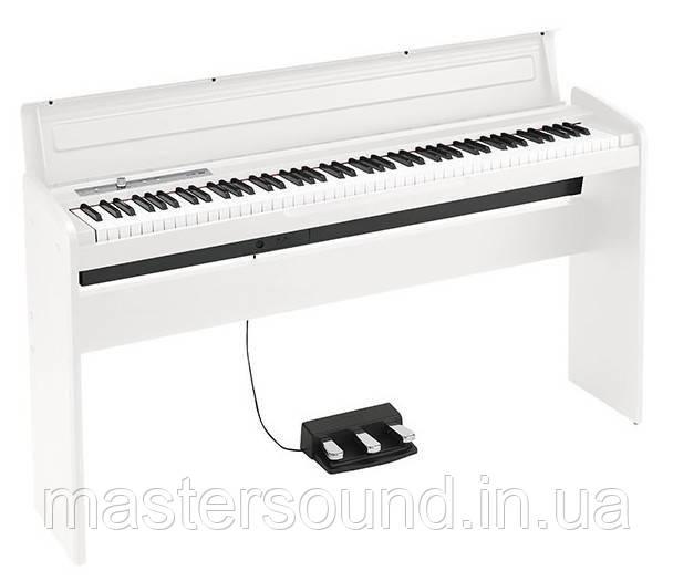 Цифровое фортепиано Korg LP-180 WH