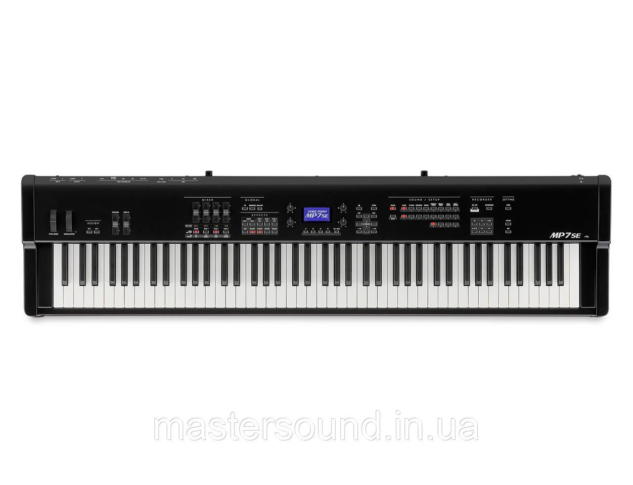 Сценическое фортепиано Kawai MP7SE