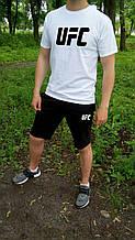 Чоловіча футболка і шорти ЮФС, трикотажна