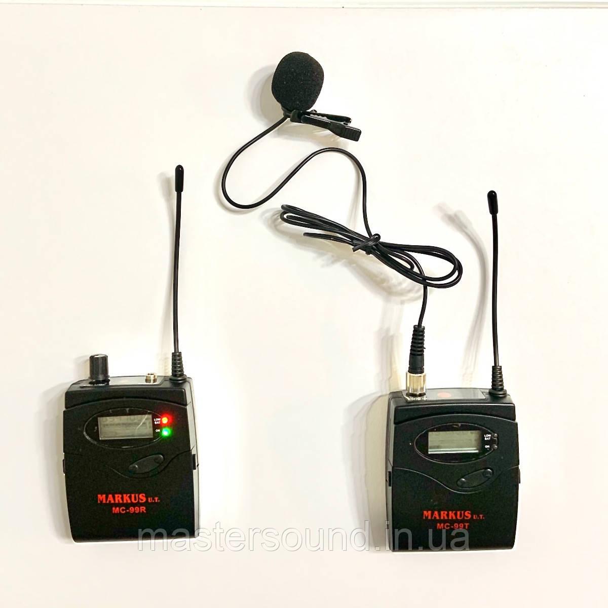 Накамерная радиосистема Markus MC-99