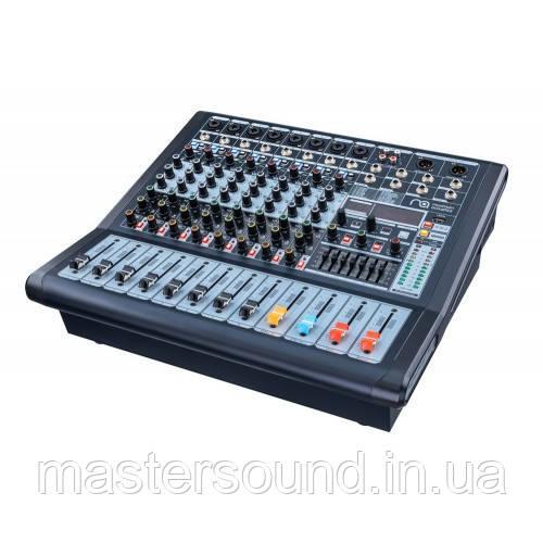 Активный микшерный пульт Maximum Acoustics Powermix7008