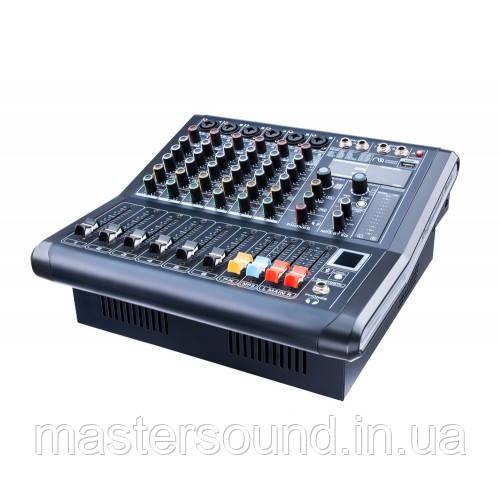 Активный микшерный пульт Maximum Acoustics Powermix5006