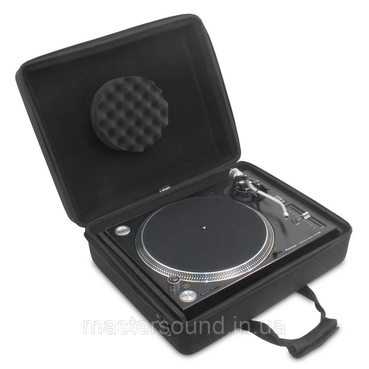Сумка для проигрывателей пластинок UDG Creator Turntable Hardcase Black