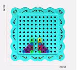 """Конструктор Tu Le Hui """"Diy Light Puzzle"""" на шурупах 200 деталей, фото 3"""