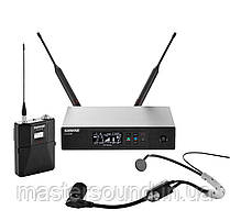 Цифровая радиосистема Shure QLXD14SM35