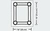 Стойки под студийные мониторы IsoAcoustics ISO-200, фото 6