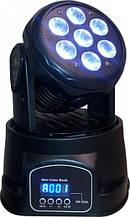 Світлодіодна голова Free Color W710