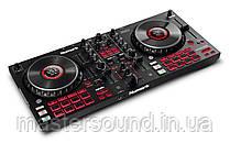 Dj конртроллер Numark MixTrack Platinum FX