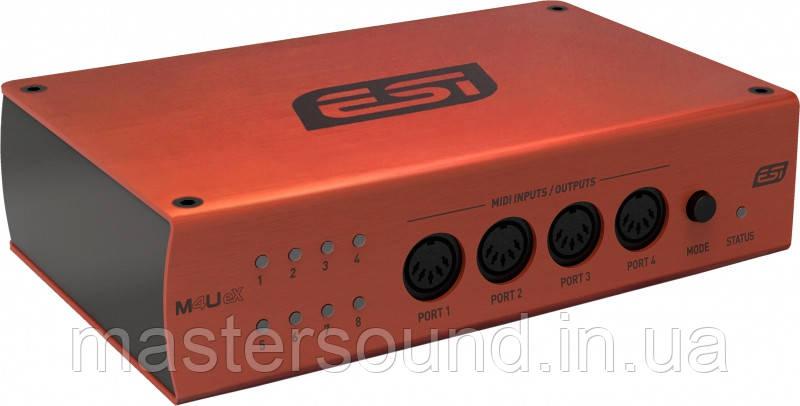 MIDI-интерфейс ESI M4U eX