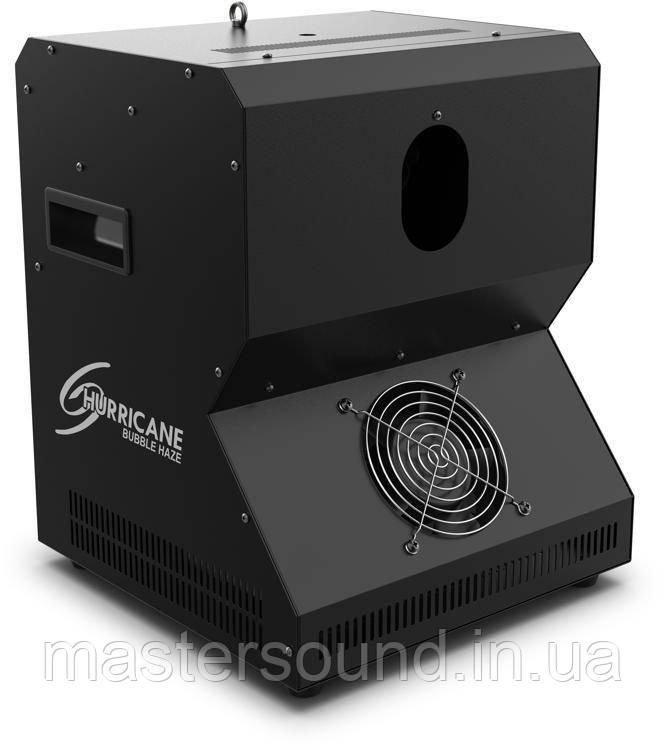 Генератор дыма и мыльных пузырей Chauvet Hurricane Bubble Haze