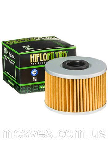 Фильтр масляный HiFlo HF114