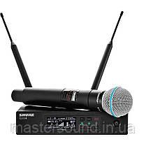 Цифровая радиосистема Shure QLXD24B58
