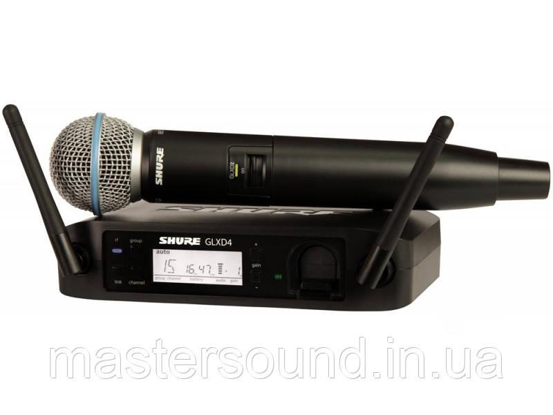 Цифровая радиосистема Shure GLXD24/B58