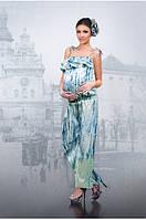 Комбинезон Dianora L Бело-голубой 1221 0704
