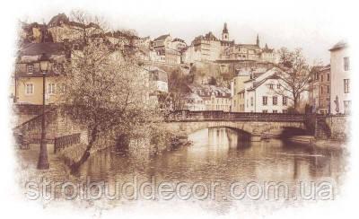 Фотообои 3Д Люксембург  разные текстуры , индивидуальный размер
