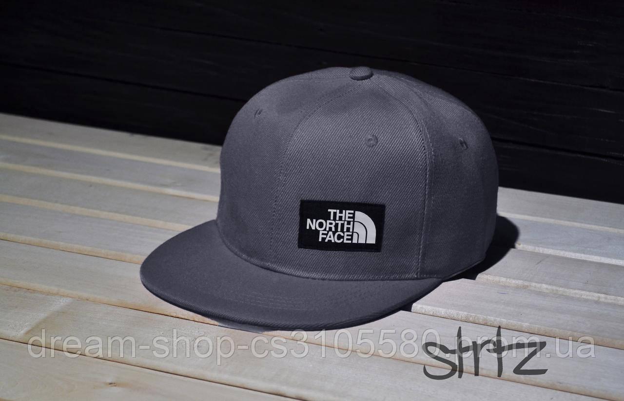Мужская кепка снепбек Зе норд фейс, брендовая кепка The North Face