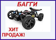 Радиоуправляемая машинка модель Багги 1:18 Himoto Spino E18XB Brushed (черный)