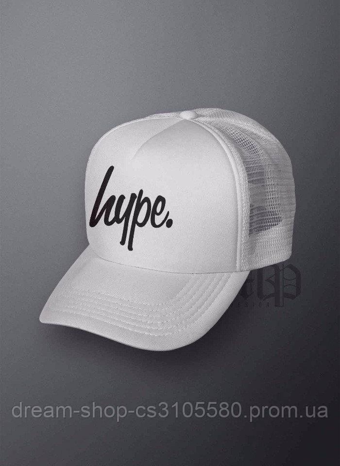 Мужская кепка из сеткой Хайп, летняя кепка Hype