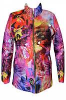 Куртка Dianora S Цветной принт 1574 0374