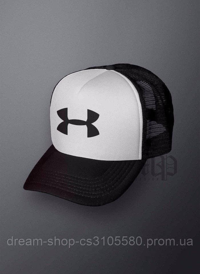 Мужская кепка из сеткой Андер Армор, летняя кепка Under Armour