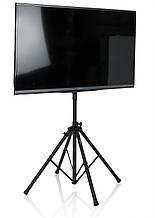 Стойка тринога для телевизора Gator Frameworks GFW-AV-LCD-15 Standard Quadpod LCD/LED Stand