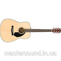Акустична гітара Fender CD-60S NATURAL WN